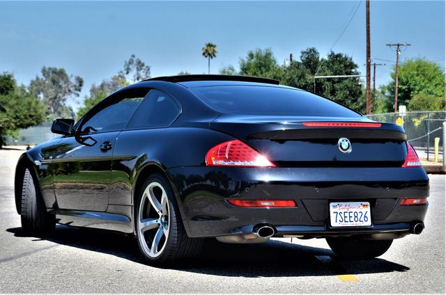 2008 BMW 650i COUPE - MANUAL - SPORT PKG - NAVI in Reseda, CA, CA 91335