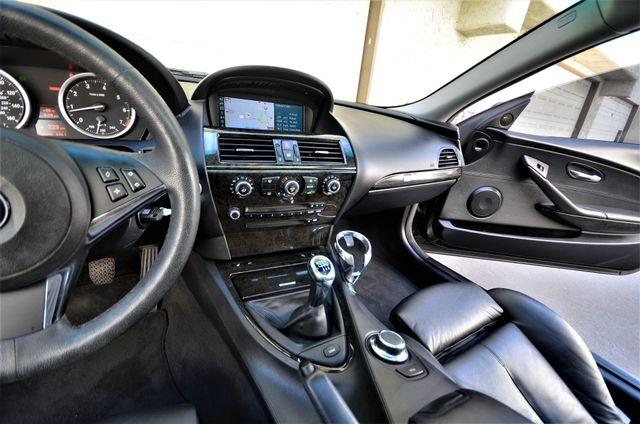 2008 BMW 650i COUPE - MANUAL - SPORT PKG - NAVI - 67K MILES in Reseda, CA, CA 91335