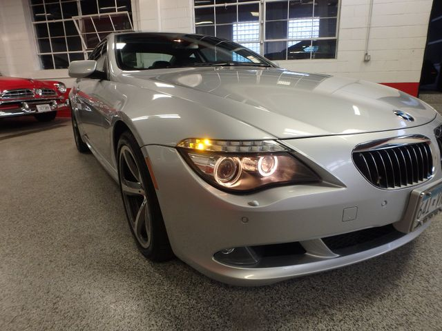2008 Bmw 650i Ultra LOW MILES, BEAUTIFUL & LOADED! Saint Louis Park, MN 28