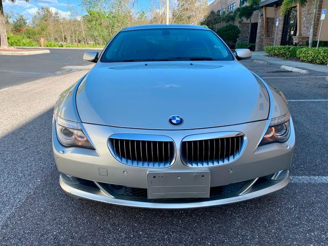 2008 BMW 650i Tampa, Florida 2