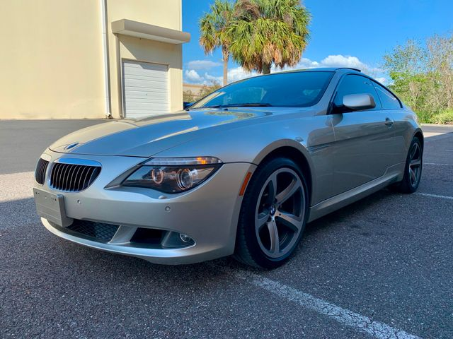 2008 BMW 650i Tampa, Florida 1