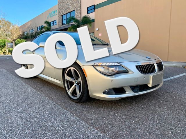 2008 BMW 650i Tampa, Florida