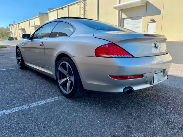2008 BMW 650i Tampa, Florida 4
