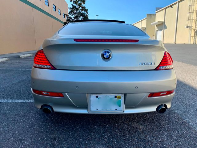 2008 BMW 650i Tampa, Florida 5