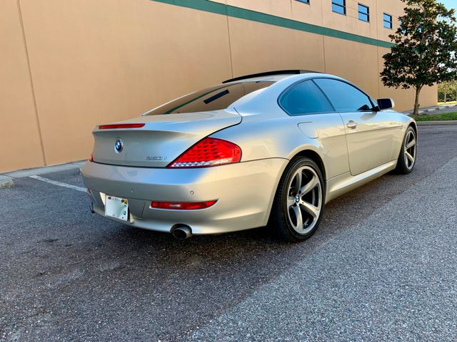 2008 BMW 650i Tampa, Florida 3