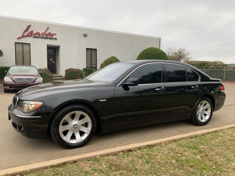 2008 BMW 7-Series 750i  city TX  MM Enterprise Motors  in Dallas, TX