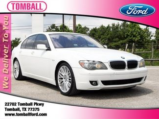 2008 BMW 7 Series BASE in Tomball, TX 77375