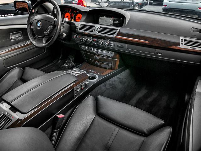 2008 BMW 750i Burbank, CA 11