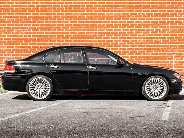 2008 BMW 750i Burbank, CA 4