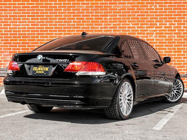 2008 BMW 750i Burbank, CA 5