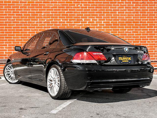 2008 BMW 750i Burbank, CA 6