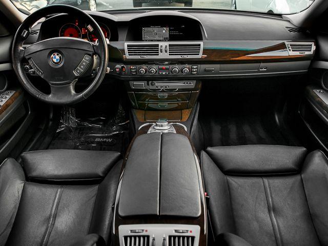 2008 BMW 750i Burbank, CA 7