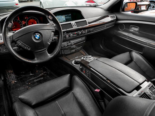 2008 BMW 750i Burbank, CA 8