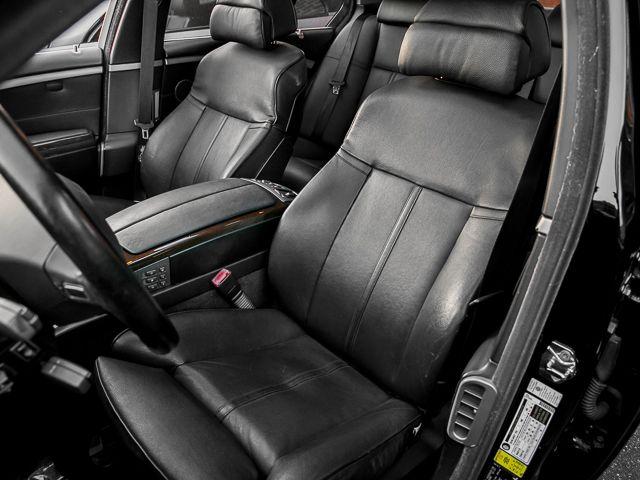 2008 BMW 750i Burbank, CA 9