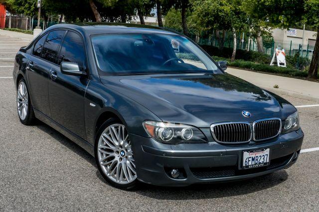 2008 BMW 750i in Reseda, CA, CA 91335