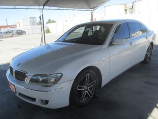 2008 BMW 750Li Gardena, California