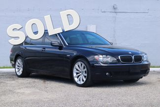 2008 BMW 750Li Hollywood, Florida