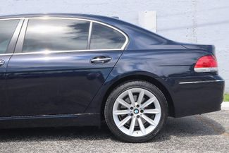 2008 BMW 750Li Hollywood, Florida 55