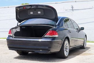 2008 BMW 750Li Hollywood, Florida 41