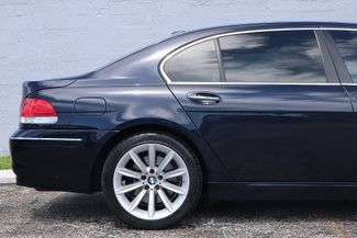 2008 BMW 750Li Hollywood, Florida 56