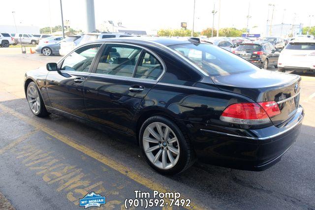 2008 BMW 750Li SPORT PACKAGE in Memphis, Tennessee 38115
