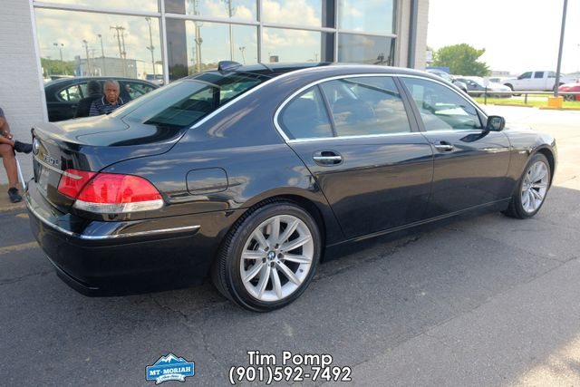 2008 BMW 750Li SPORT PACKAGE in Memphis, Tennessee 38115