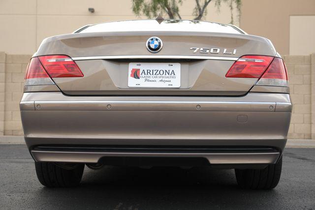 2008 BMW 750Li Phoenix, AZ 16