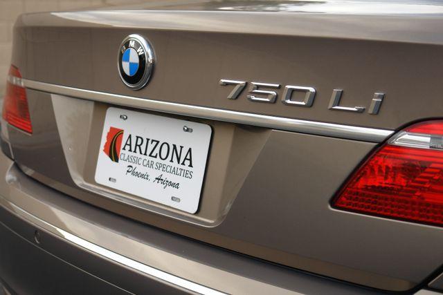 2008 BMW 750Li Phoenix, AZ 3