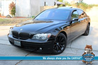 2008 BMW 750Li SPORTS PKG ENTERTAINMENT PKG NAVIGATION in Woodland Hills CA, 91367