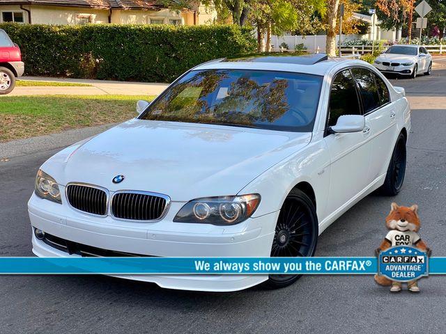 2008 BMW ALPINA B7 78K MLS NAVIGATION NEW TIRES SERVICE RECORDS