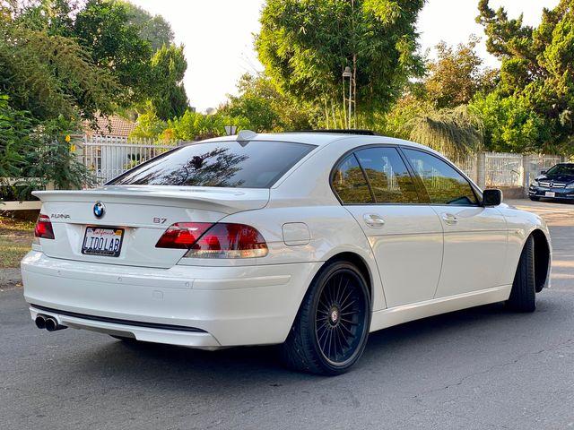 2008 BMW ALPINA B7 78K MLS NAVIGATION NEW TIRES SERVICE RECORDS in Van Nuys, CA 91406