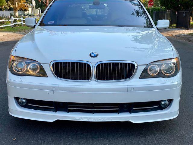 2008 BMW ALPINA B7 78K MLS NAVIGATION NEW TIRES SERVICE RECORDS in North Hollywood, CA 91607