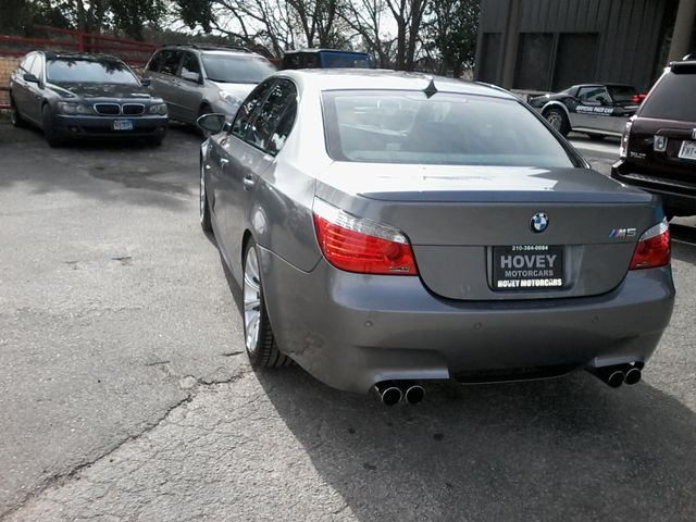 2008 BMW M Models 6 speed manual M5 Boerne, Texas 9