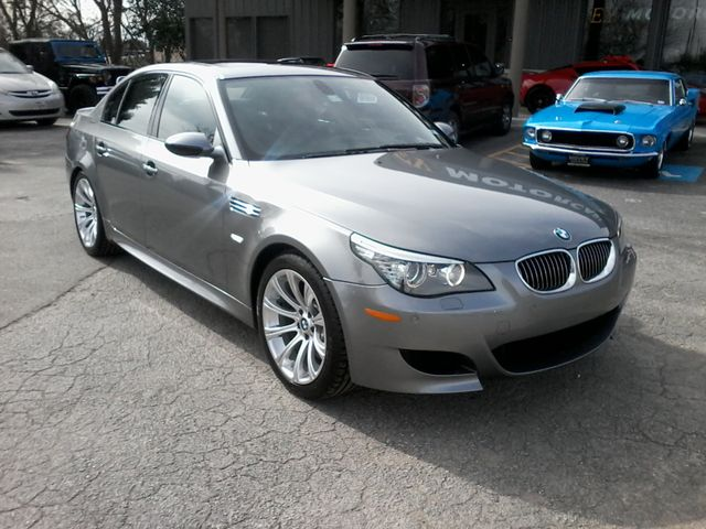 2008 BMW M Models 6 speed manual M5 Boerne, Texas 1
