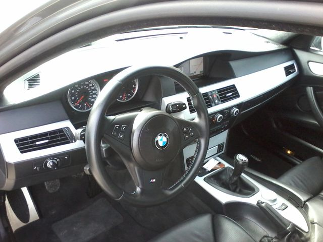 2008 BMW M Models 6 speed manual M5 Boerne, Texas 22