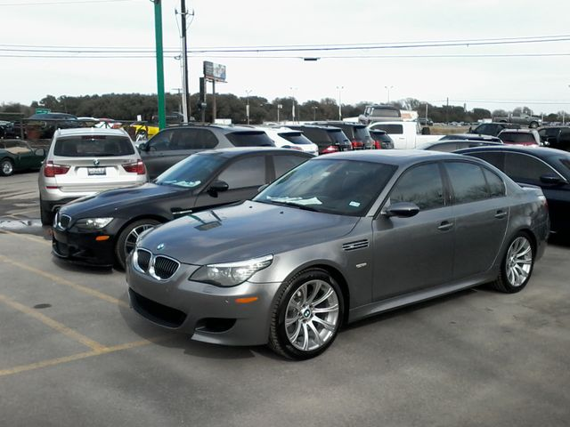 2008 BMW M Models 6 speed manual M5 Boerne, Texas 10