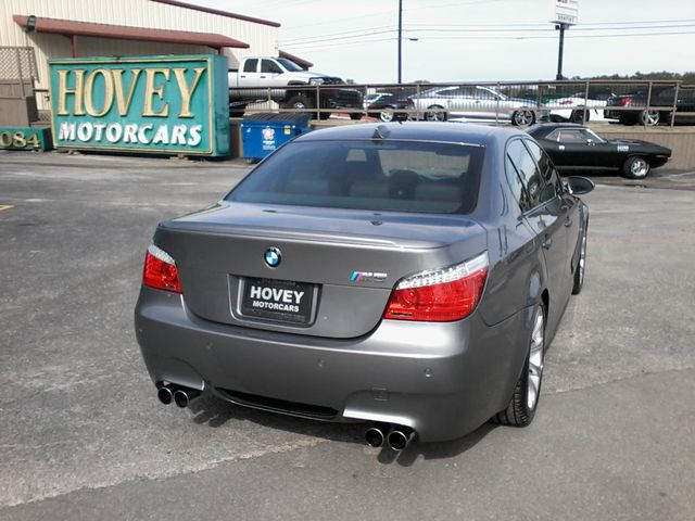 2008 BMW M Models 6 speed manual M5 Boerne, Texas 4