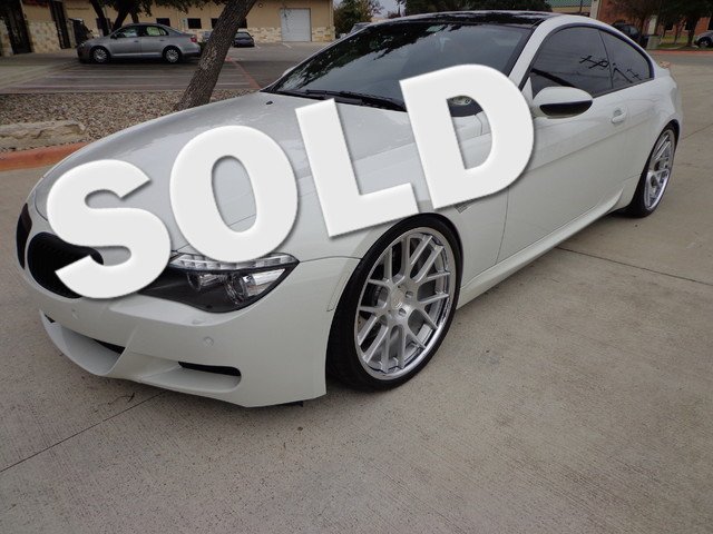 2008 BMW M Models M6 Austin , Texas 0