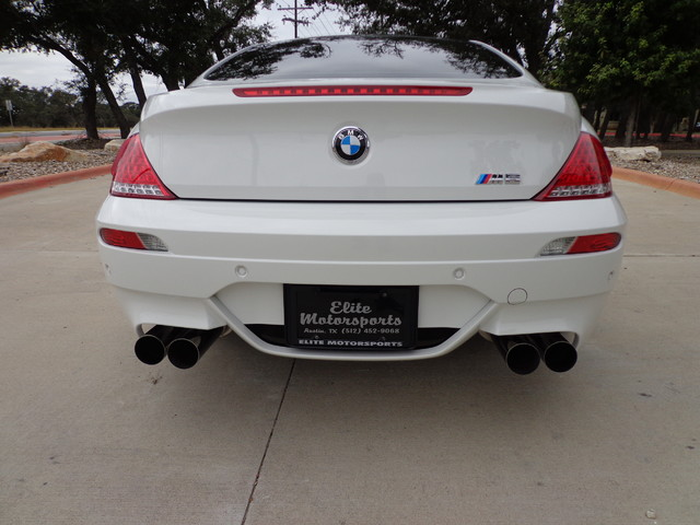 2008 BMW M Models M6 Austin , Texas 5