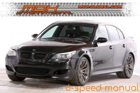 2008 BMW M Models M5 - Manual - Corsa exhaust in Los Angeles