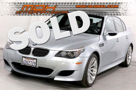 2008 BMW M Models M5 - Comfort seats - HUD - Only 36K miles in Los Angeles