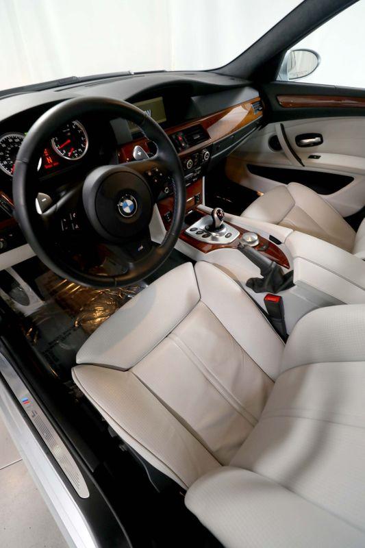 2008 BMW M Models M5 - Comfort seats - HUD - Only 36K miles  city California  MDK International  in Los Angeles, California