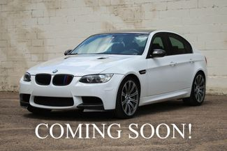 2008 BMW M3 Luxury-Performance Sedan w/414HP V8, Technology in Eau Claire, Wisconsin