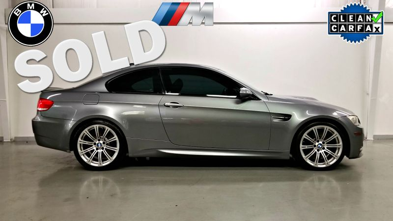 2008 BMW M Models M3 V-8 M DOUBLE CLUTCH TRANSMISSION CLEAN CARFAX | Palmetto, FL | EA Motorsports in Palmetto FL