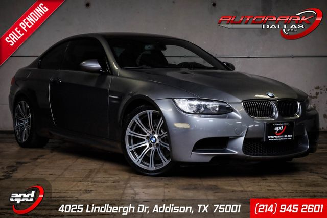 2008 BMW M3 Competition Package-Like New