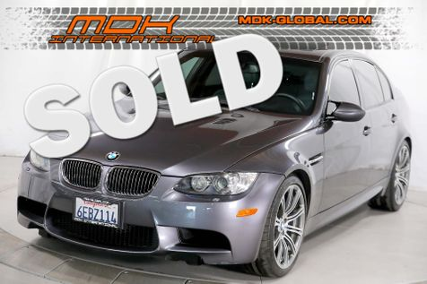 2008 BMW M3  - Manual - Navigation - Comfort access in Los Angeles