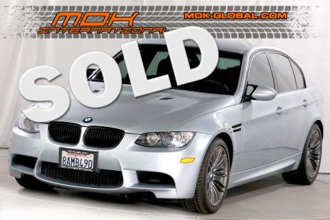 2008 BMW M3 - Manual - Sedan - Fox Red Interior in Los Angeles