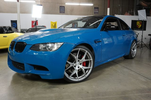 2008 BMW M3 Coupe 6 Speed