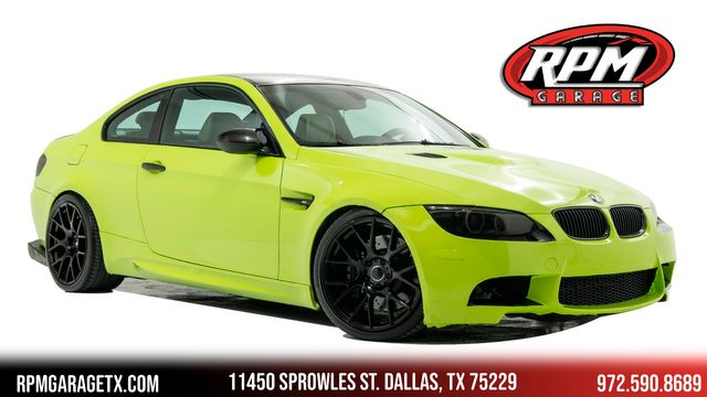 2008 BMW M3 with Many Upgrades