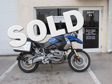 2008 BMW R1200 GS  in Dania Beach, Florida